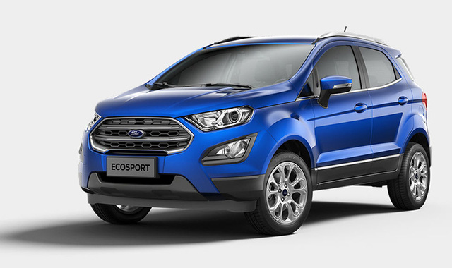 Ford Ecosport Ambiente 1.5L AT 20182