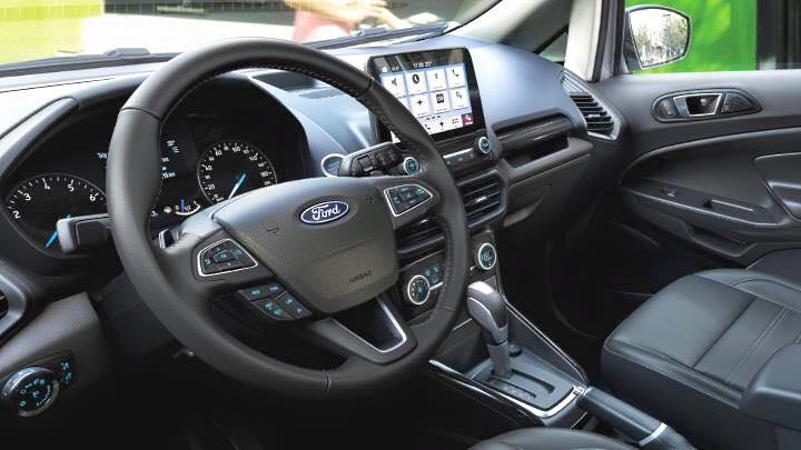 Ford Ecosport Ambiente 1.5L AT 20184