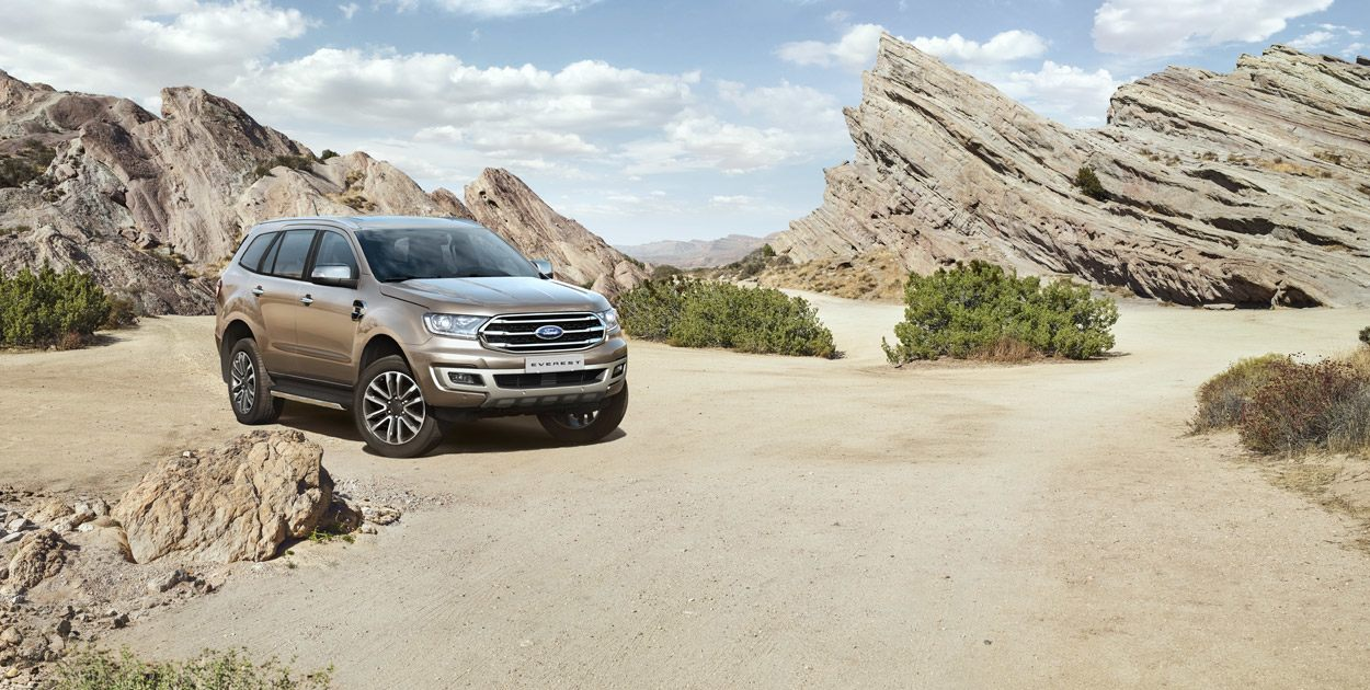 Ford Everest Titanium 2.0L AT 4WD2