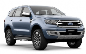 Ford Everest Trend 2.0L 4×2 AT 2018